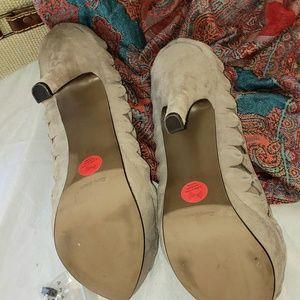 Zara Shoes - Zara Heels NWT
